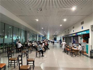 快新聞/越南疫情捲土重來!內排、新山一國際機場 國際旅客暫停入境