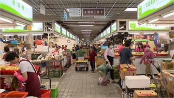 環南市場10元火龍果拍賣 「市場LV提袋」超夯