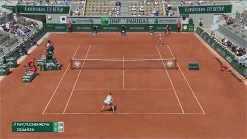 法網女單驚奇!四強選手皆生涯初體驗 首度打大滿貫四強