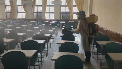 中正大學4師生與確診者吃飯 選修19堂課需注意