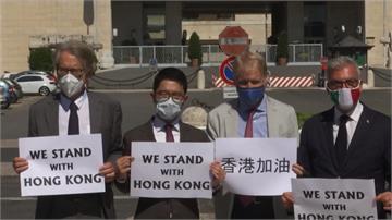 前眾志羅冠聰 呼籲義大利外長#-#當面向王毅表達挺香港
