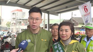 韓國瑜批民主遮羞布 林飛帆重申總統候選人應展現高度
