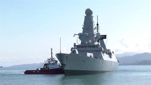 全球/俄羅斯海軍開火警告英國艦艇!黑海衝突一觸即發