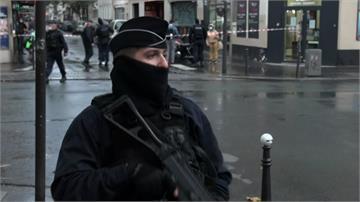 法國巴黎街頭2人遭砍重傷警逮2嫌懷疑與恐攻有關