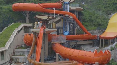 香港海洋公園水上樂園 全年全天候開放水樂園!號稱亞洲第一