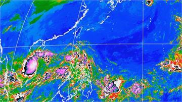 颱風「蓮花」生成前往越南對台灣無直接影響