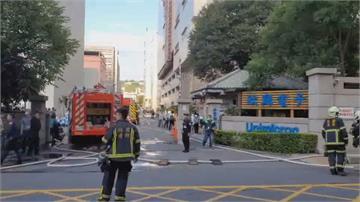 裡面一直有爆炸聲!龜山欣興電子大火 三千員工急疏散