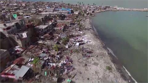 全球/強震+颶風雙重夾擊 海地逾2千死滿目瘡痍