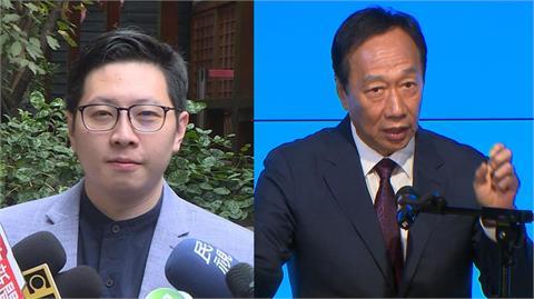 快新聞/王浩宇勸郭董:直接捐錢救台灣 不然都是說說而已