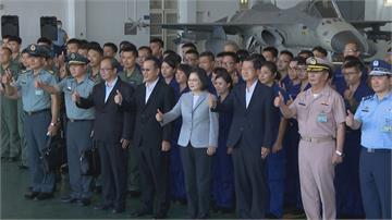 兩岸開戰可能性 去年3.6分增到4.2分5成民眾對國軍對抗中國有信心