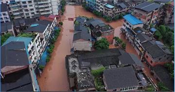 連續廿八天下暴雨 太湖將現一號洪水