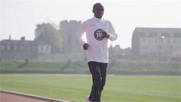 馬拉松世界紀錄保持人 基普喬蓋挑戰2小時內完賽
