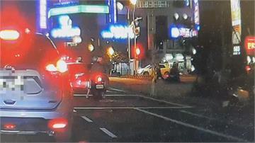 街頭砍人追撞輾斃  台南兇殺震驚全台 警方速逮三嫌犯 尚有兩人未到案