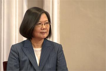 快新聞/蔡英文聲望遽降10.5個百分點 台灣民意基金會民調:比首任早1個月下跌