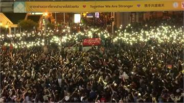 全球/無懼王室挑戰禁忌!泰國學運爭「真民主」