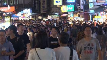 報復性出遊狂襲墾丁 端午連假首日擠入四萬人