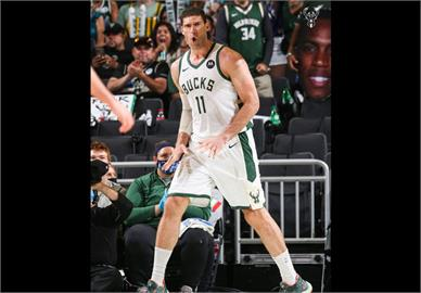 NBA/羅培茲等4人得分破20 公鹿勝老鷹東區決賽聽牌