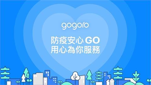 生活/Gogoro 啟動「防疫安心 GO,用心為你服務」並滾動式增加 GoStation 消毒次數