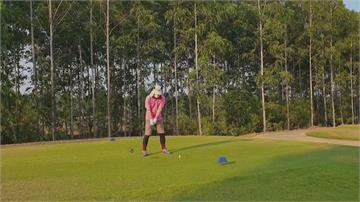 泰國救觀光出奇招 高球場隔離打小白球