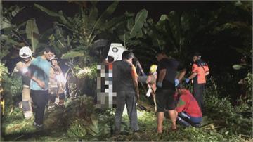 台南六甲深夜休旅車衝邊坡1死1傷 死者竟是前兄弟象球星「買嘉瑞」