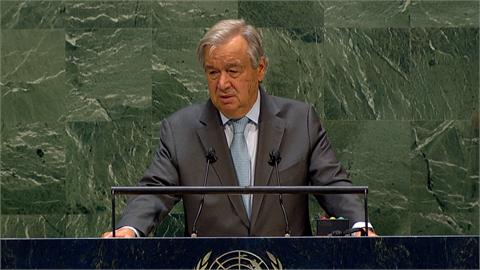 聯合國秘書長斥全球疫苗分配不公 道德分不及格