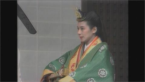28年前天皇德仁大婚 日本全國沸騰宛如節慶