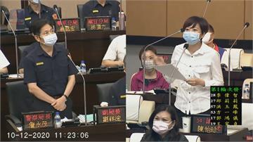 台南市槍擊案全國居冠 議員砲轟