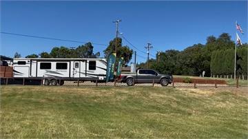 說走就走的旅行!美國行動露營車超夯
