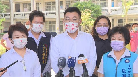 國民黨主席選舉擬9/25投票 江啟臣:尊重中常會決議