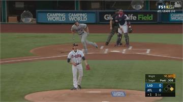 MLB/道奇王牌先發柯蕭對決勇士 關鍵戰役鎖定民視無線台