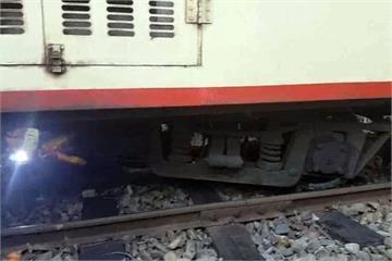 阿里山小火車出軌 車上80名乘客毫髮無傷