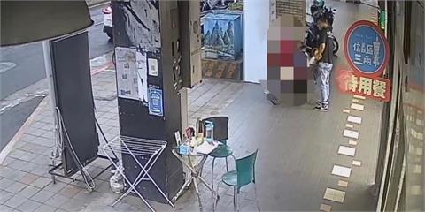 快新聞/單親媽載2幼童冒雨跨區取待用餐便當 暖心老闆:一定盡力幫忙