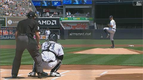 MLB/洋基先發投手連5場無失分 平隊史第二長紀錄