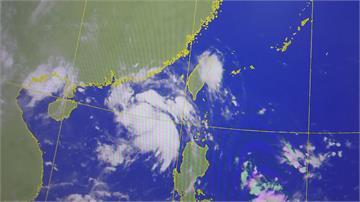 「無花果」往廣東移動對台無直接影響 外圍環流影響東部、南部可能下大雨