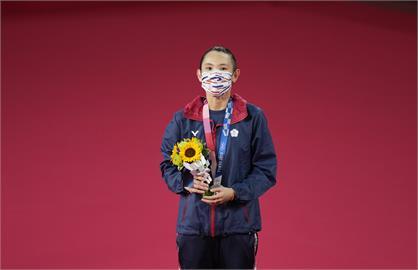 東奧/戴資穎奪銀刷新奧運羽球女單紀錄 戴爸暖喊:仍是精彩好球!