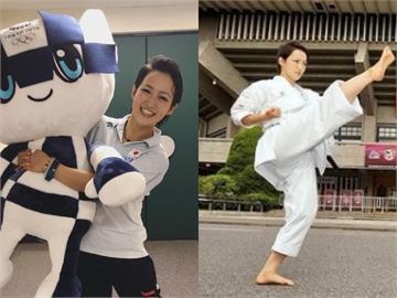 東奧/「空手道綾瀨遙」清水希容高人氣 「女子個人型」惜敗獲銀牌