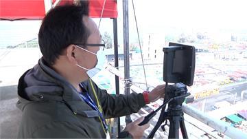 無人機秀在屏東 狙擊手空中嚴格把關