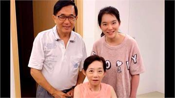 陳水扁搬回台南為探視母親 秀吳淑珍慶生照一家和樂