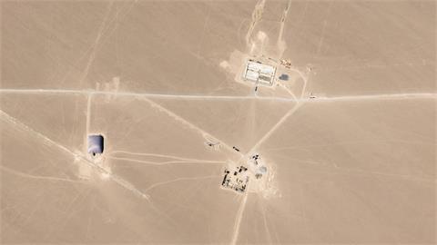 中國積極擴張核武?美曝光新疆東部110座飛彈發射井