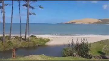紐西蘭外海連3震 最大規模8.1發海嘯警報
