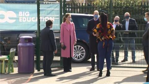 英王室首位出面! 威廉王子否認種族歧視
