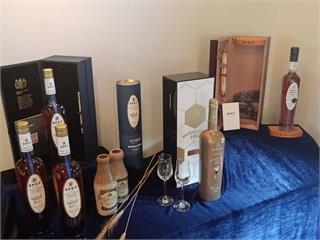 「 藝術畫作與威士忌的心神交會」完美結合藝術欣賞與品酒藝術饗宴