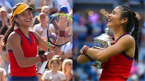 網球/美網6900萬獎金全給爸媽 「英國楊丞琳」險因她1句話退出網壇!