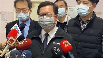快新聞/桃園每天可採檢600人 鄭文燦:篩檢站充足沒有塞車問題