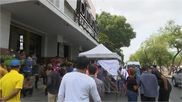 「王室疫苗」採購遭質疑 泰政府控告異議人士