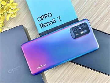 3C/OPPO Reno5 Z 智慧型手機開箱!萬元出頭就給你螢幕指紋辨識 獨立三卡槽 AMOLED 與前後五鏡頭相機