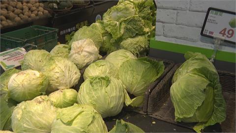 家樂福助菜農!線上購物滿599加1元 免費送高麗菜
