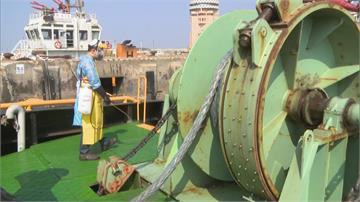 台中港1印尼籍船員確診 港區緊急消毒