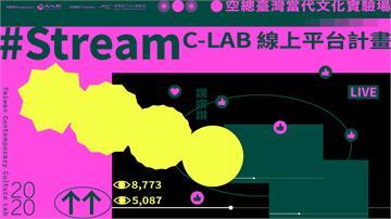 最令人期待的藝術展演直播!「#Stream C-LAB線上平台計畫」9月登場