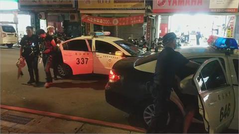 拒檢逃逸遭警破窗 毒蟲吃罰單還得賠車損